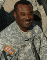 Staff Sergeant Donnie D Dixon