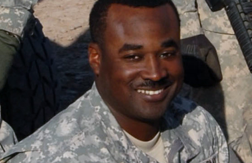 Staff Sergeant Donnie D. Dixon